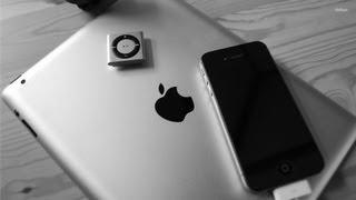 На Айфоне белый экран и он не включается