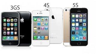 Как разбирается Айфон 3GS
